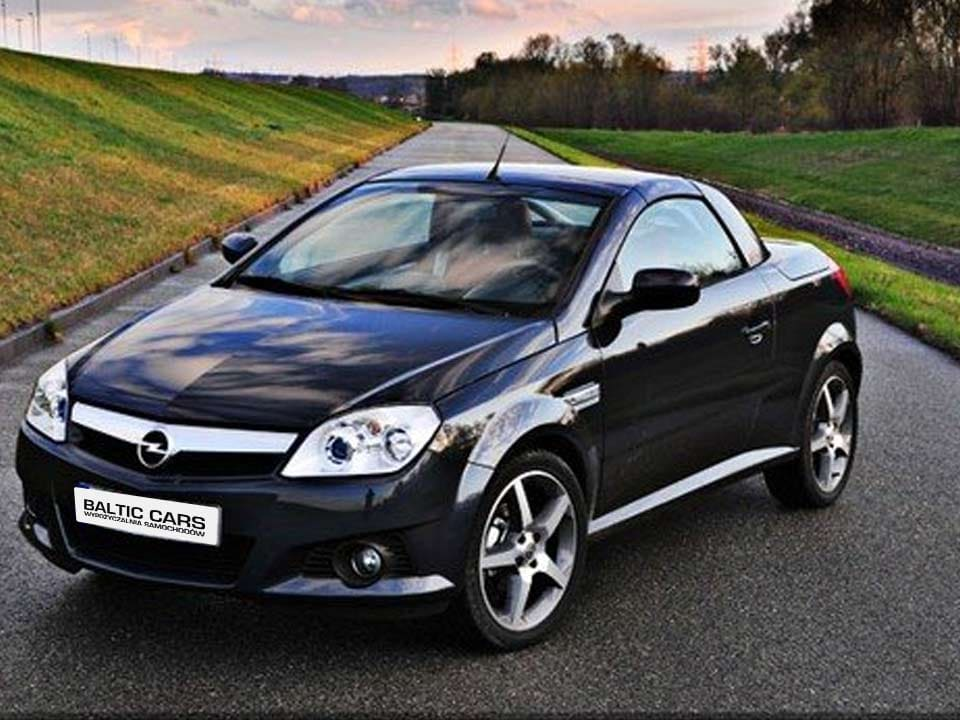 opel tigra twin top cabrio 1 8 benz 2 osobowy. Black Bedroom Furniture Sets. Home Design Ideas